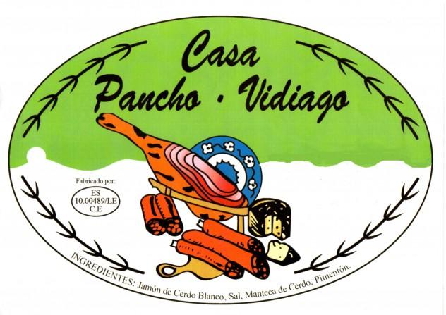embutidos y jamones de Casa Pancho